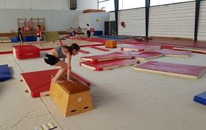 Initiation au freestyle gym / fin