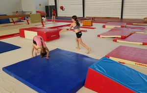 Initiation au freestyle gym / suite
